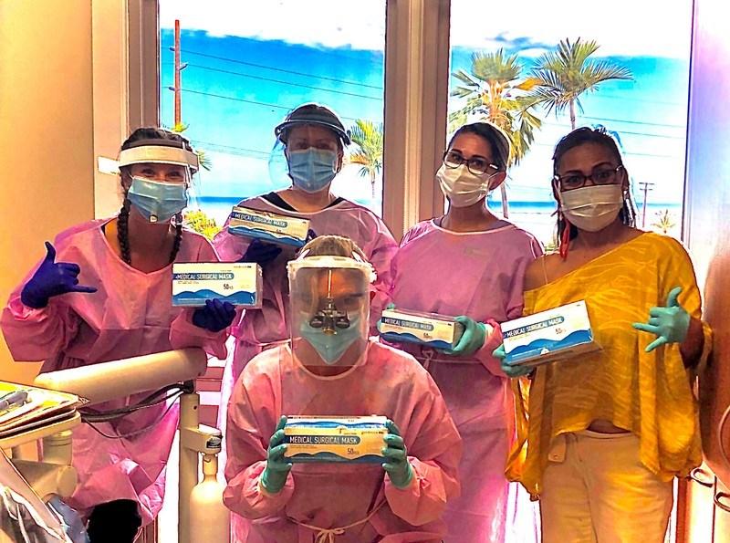 Team PPE photo